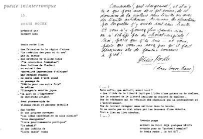 DR poésie ininterrompue 6 juillet 1975 - p.2